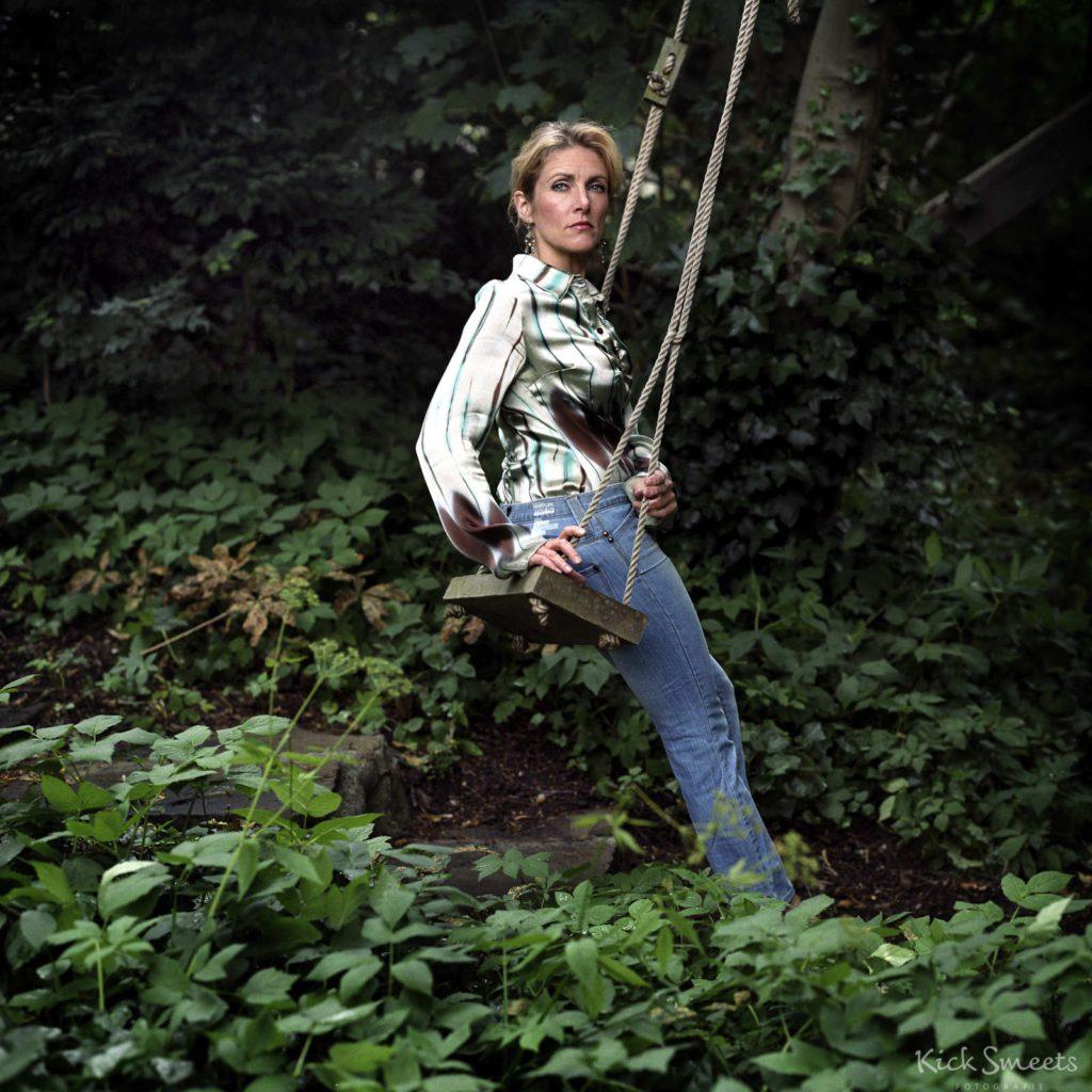 Jessica Durlacher, Nederlands auteur. Aerdenhout