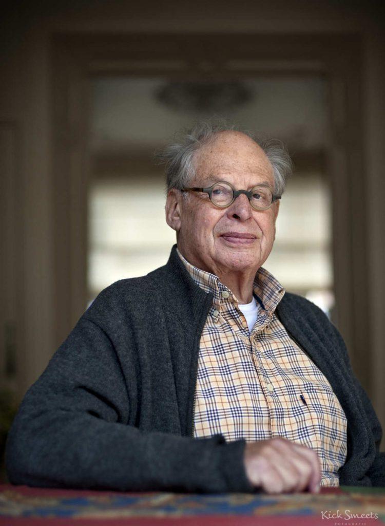 Ed van Thijn, oud PvdA politicus, Amsterdam