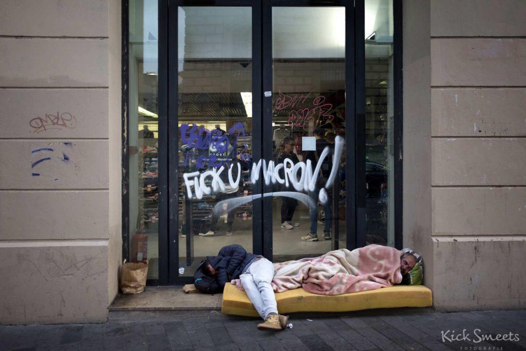 Armoede, Parijs