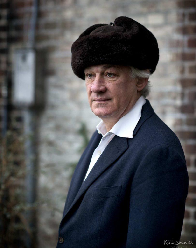 Tijs Goldschmidt, wetenschapper, auteur, Amsterdam