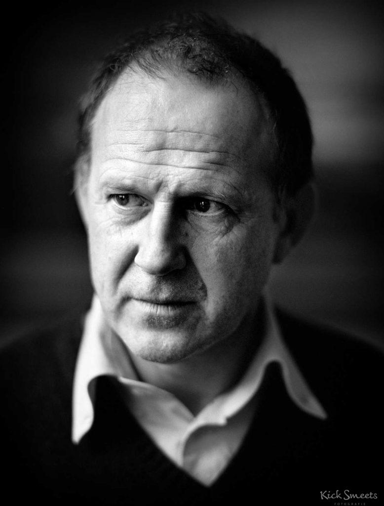 Tim Parks, auteur, Amsterdam