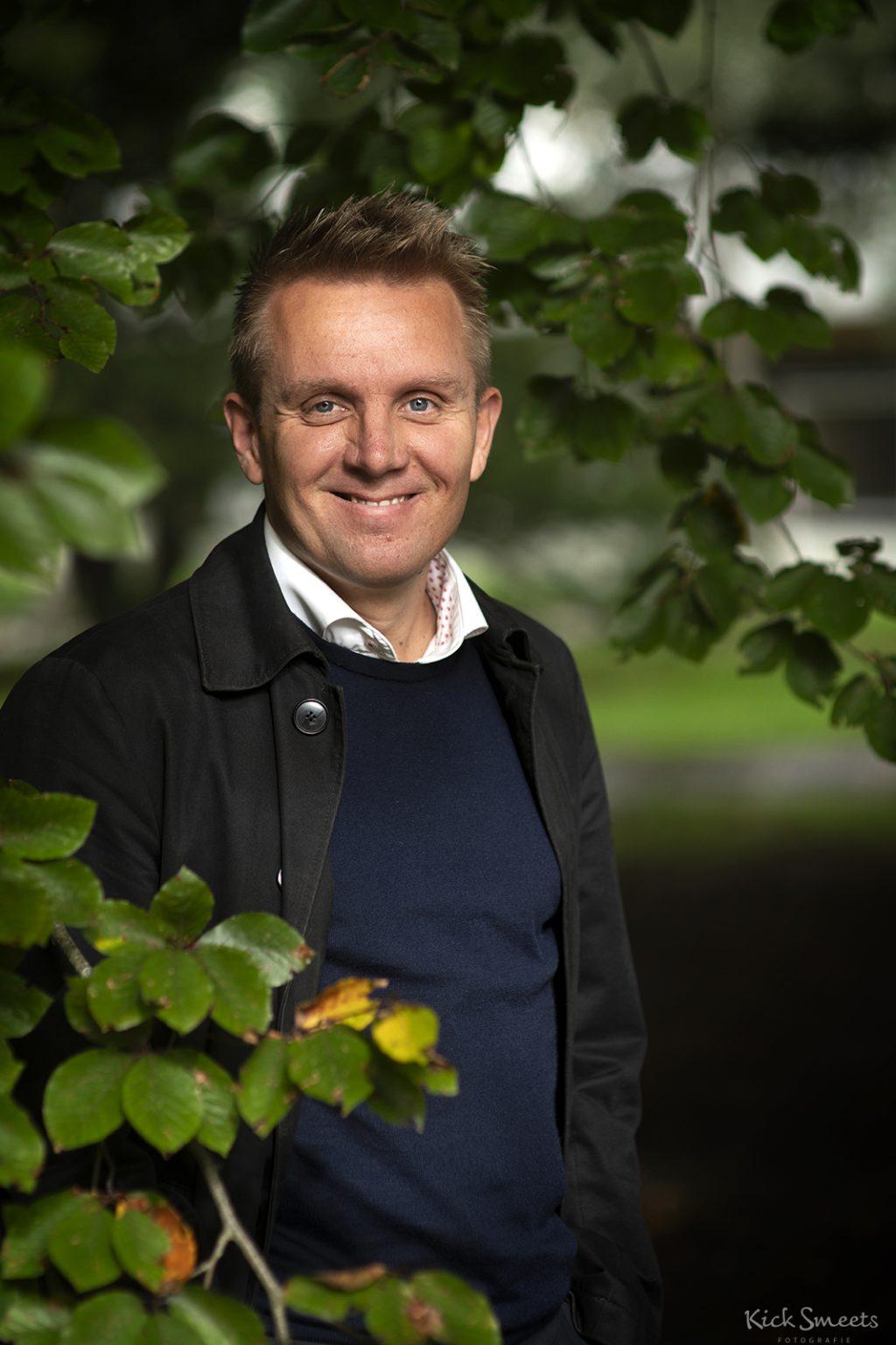 Prof.dr. Dirk Brounen, hoogleraar Tilburg University, Tilburg