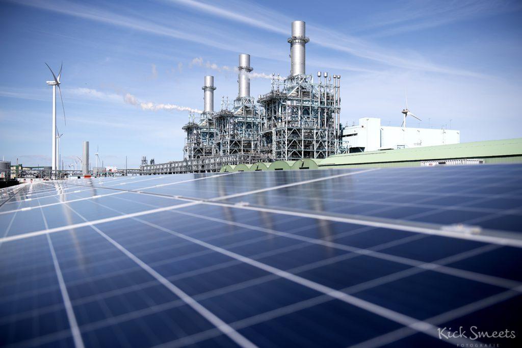 Vattenfall energiecentrale, Eemshaven
