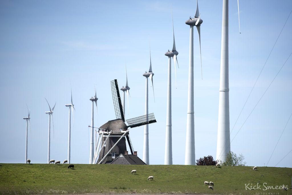 Oude en nieuwe windenergie, Eemshaven