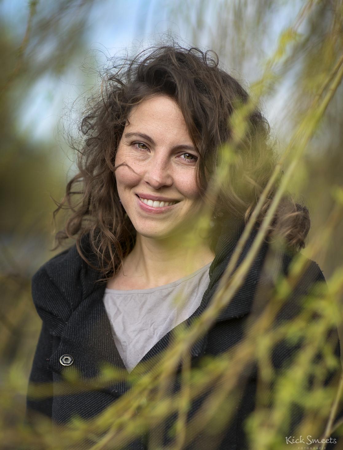 Sabine Wassenberg, filosoof, Amsterdam