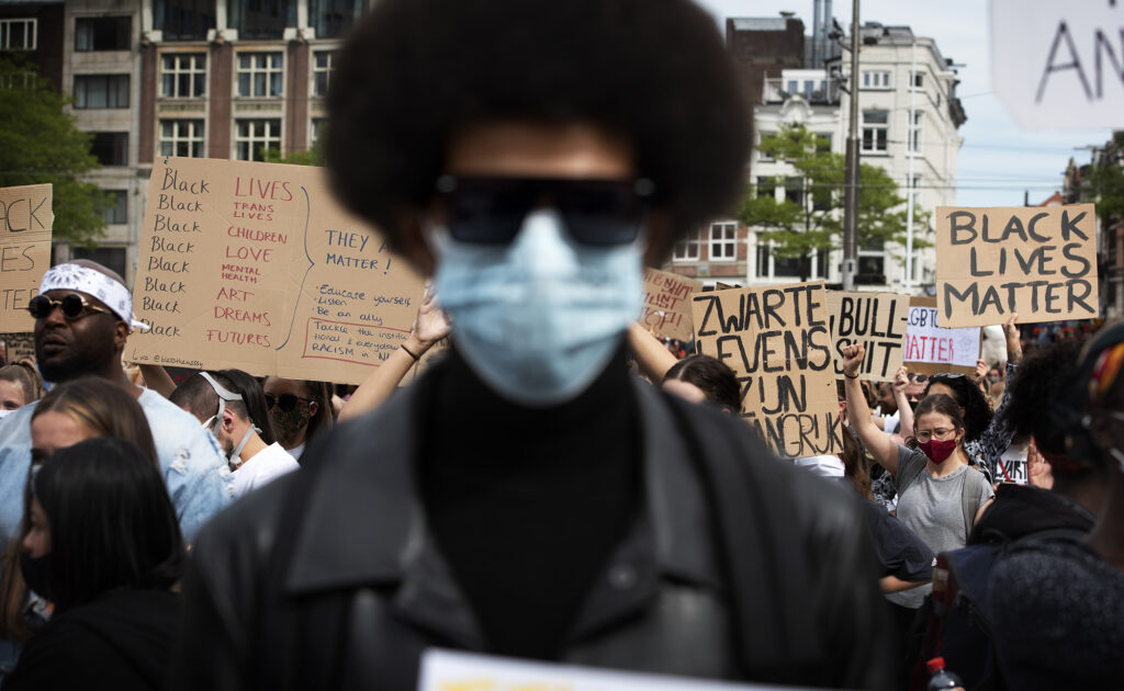 Black Lives Matter, Amsterdam